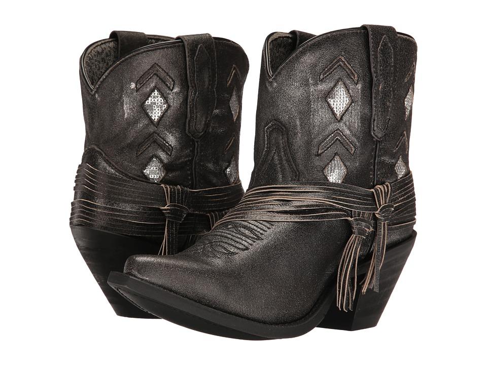 Laredo Jett (Silver) Cowboy Boots