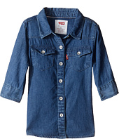 Levi's® Kids - 3/4 Sleeve Denim Top (Toddler)