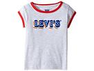 Levi's(r) Kids Ringer Tee Short Sleeve Knit Top (Toddler)