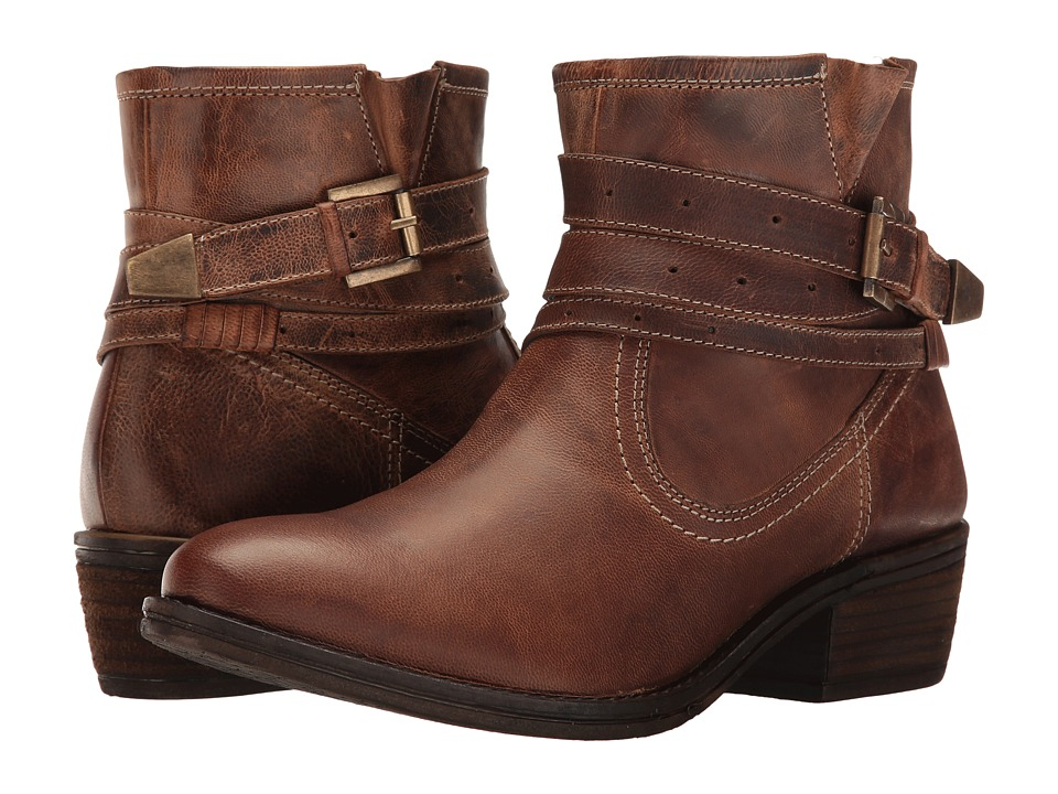 Dingo Bay Ridge (Tan) Cowboy Boots