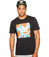 adidas Skateboarding - Courtside Blackbird Logo Tee