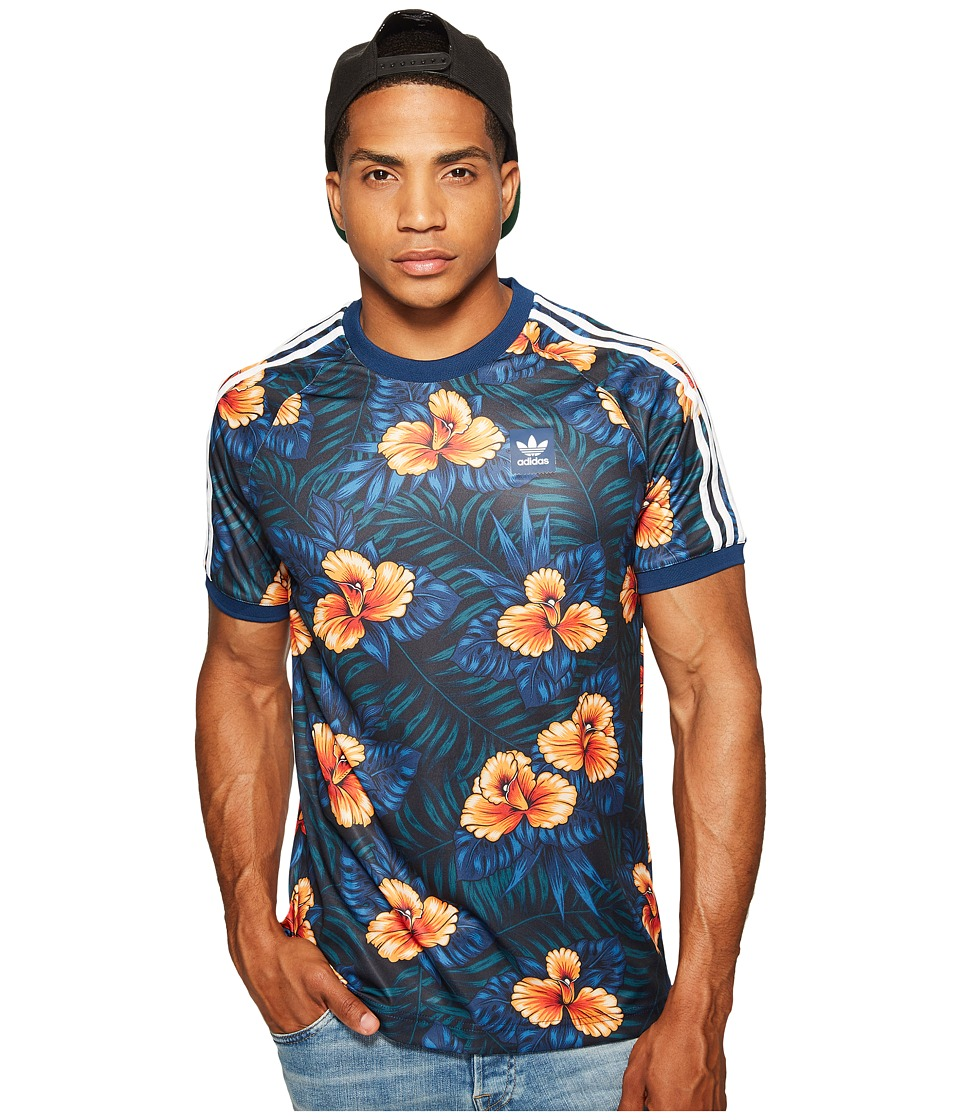adidas Skateboarding - Floral Jersey