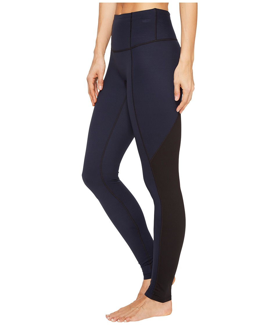 Spanx - Active Shaping Compression Close-Fit Pant (Lapis) Womens Clothing