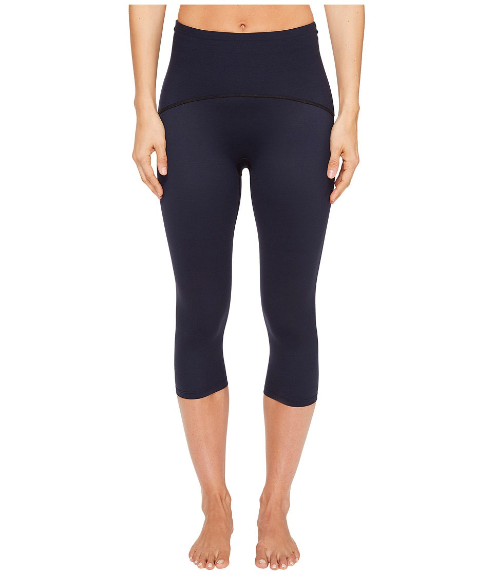 Spanx Shaping Compression Knee Pant (Lapis) Women