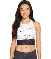 adidas - Marble Speed Crop Tank Top