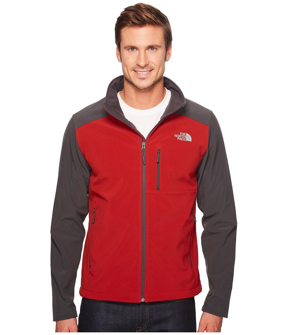 The North Face Apex Bionic 2 Jacket (Cardinal Red/Asphalt Grey) Men