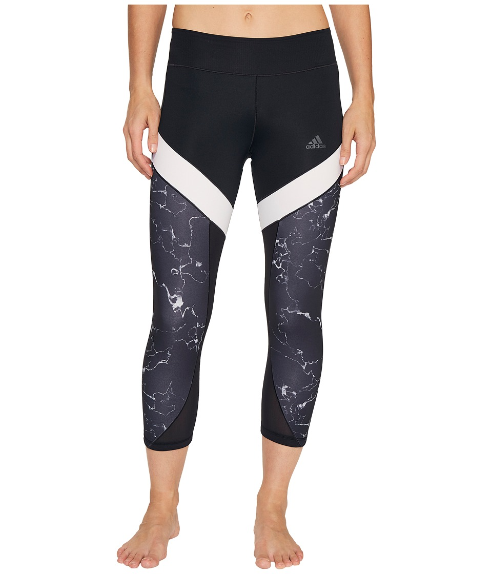 adidas - Marble Ultimate 3/4 Tights