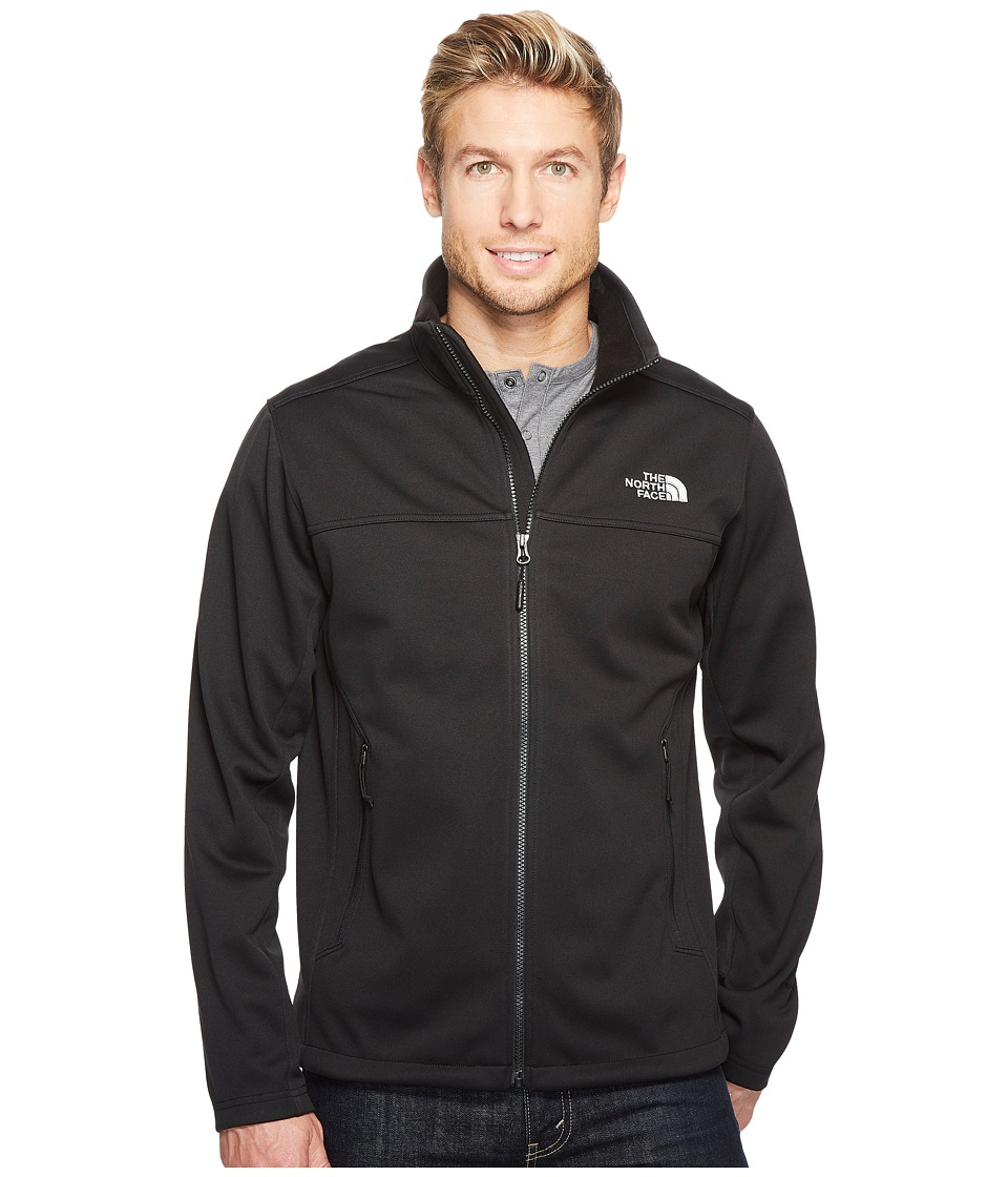 The North Face Apex Canyonwall Jacket (TNF Black/TNF Black) Men