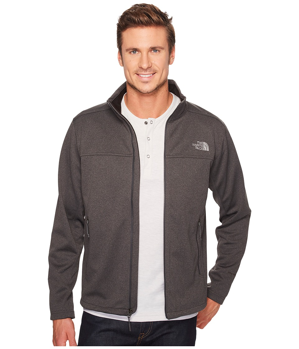 The North Face Apex Canyonwall Jacket (TNF Dark Grey Heather/TNF Dark Grey Heather) Men