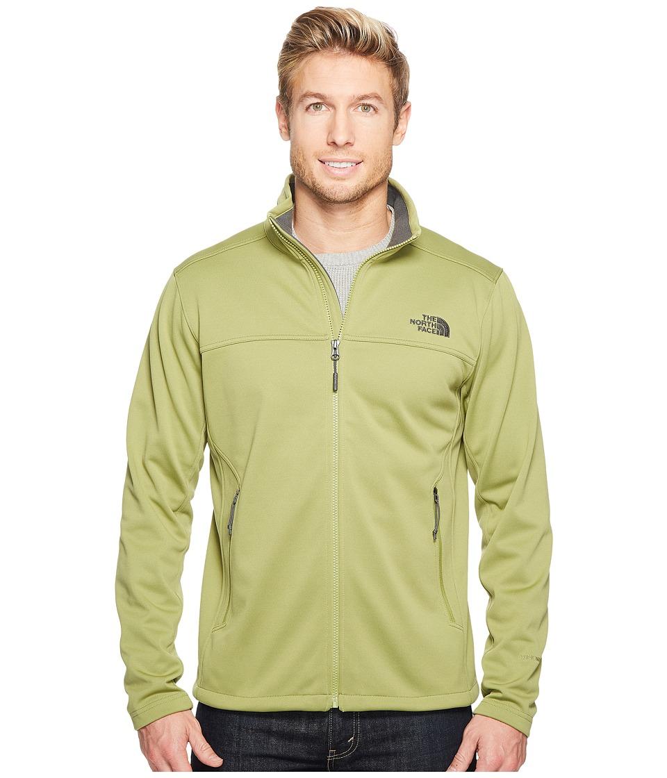 The North Face Apex Canyonwall Jacket (Iguana Green/Iguana Green) Men