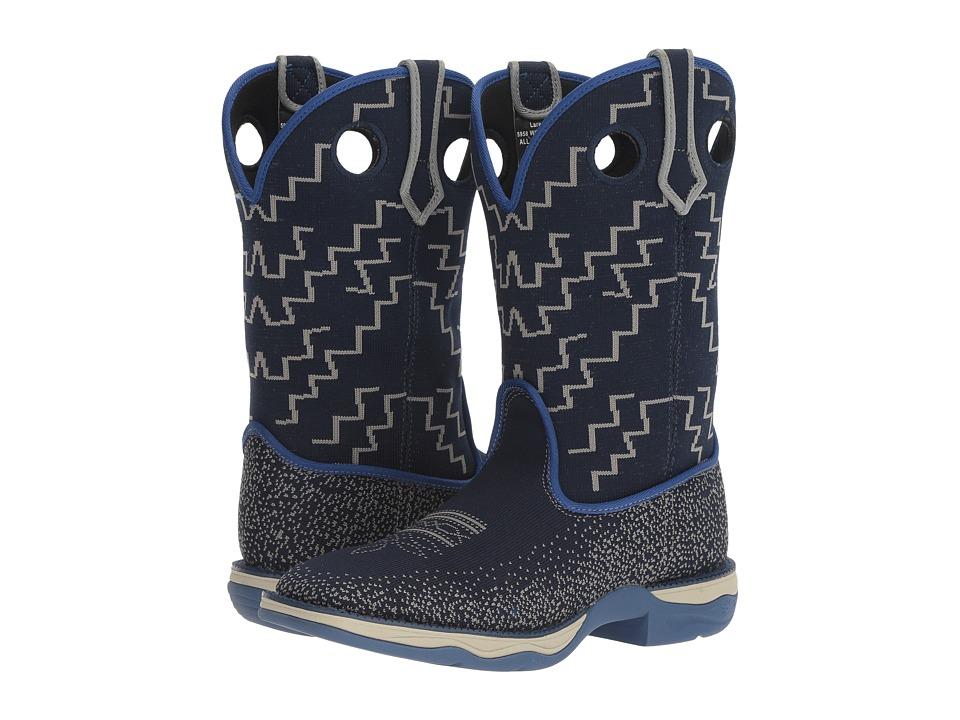 Laredo Frolic (Blue) Cowboy Boots
