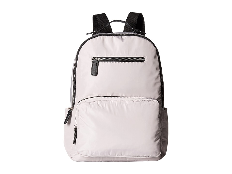 Steve Madden Mgscribe Backpack by Madden Girl (Light Grey) Backpack Bags
