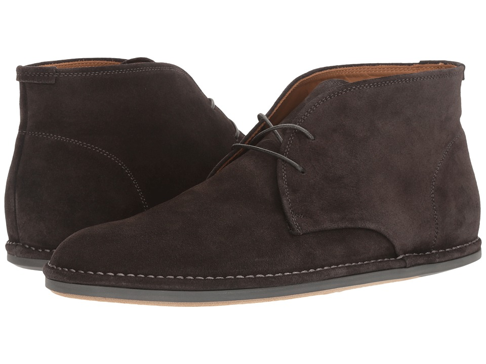 Vince Ramsey Suede Chukka Boot (Graphite Suede) Men's Boots