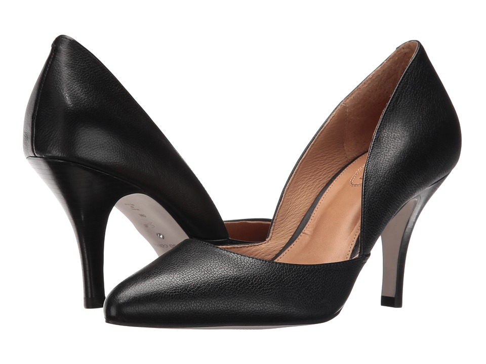 Corso Como Charity (Black Soft Tumbled Leather) Women