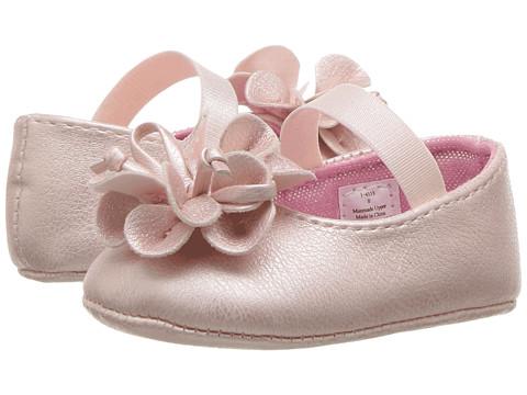 Baby Deer Ballet Skimmer with Flower (Infant) - Pink
