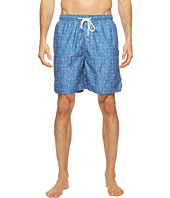 True Grit - Waterman Bali Drawstring Swim Shorts w/ Lining