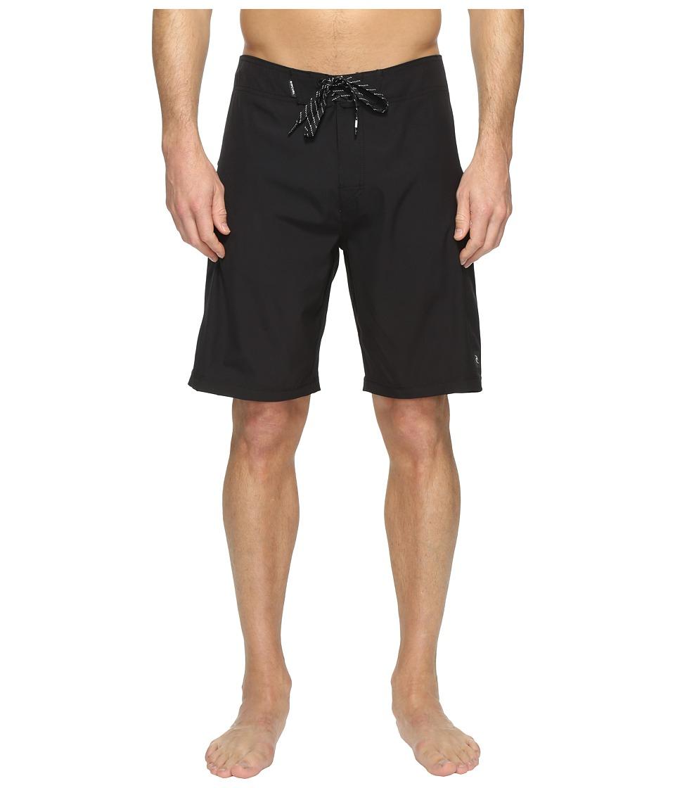 Rip Curl Mirage Core Boardshorts (Black) Men