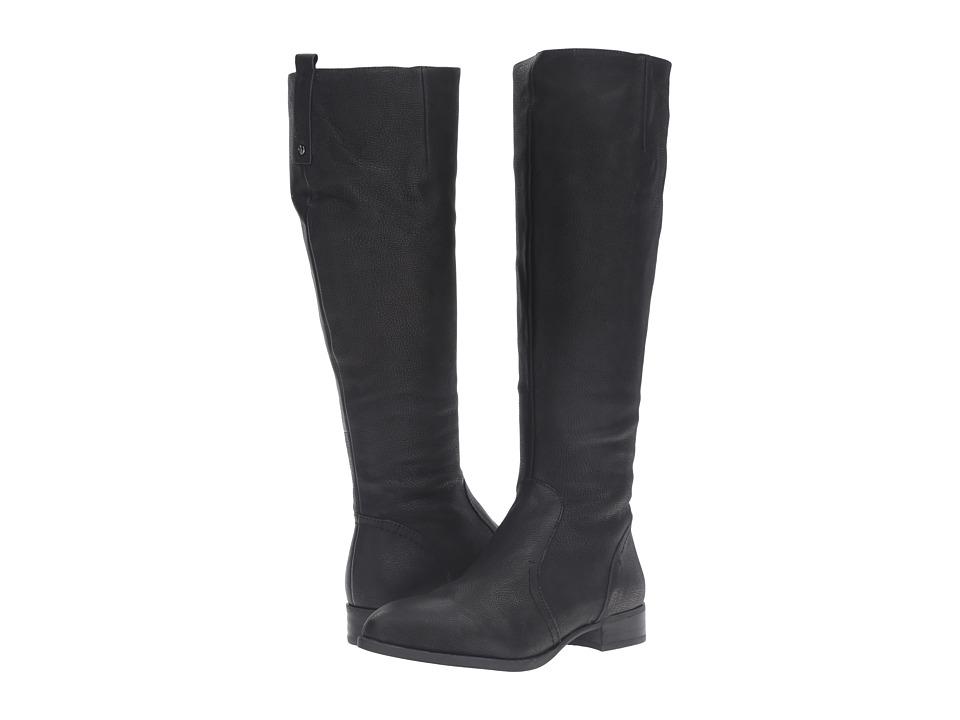 Nine West Nicolah (Black Leather 1) Women