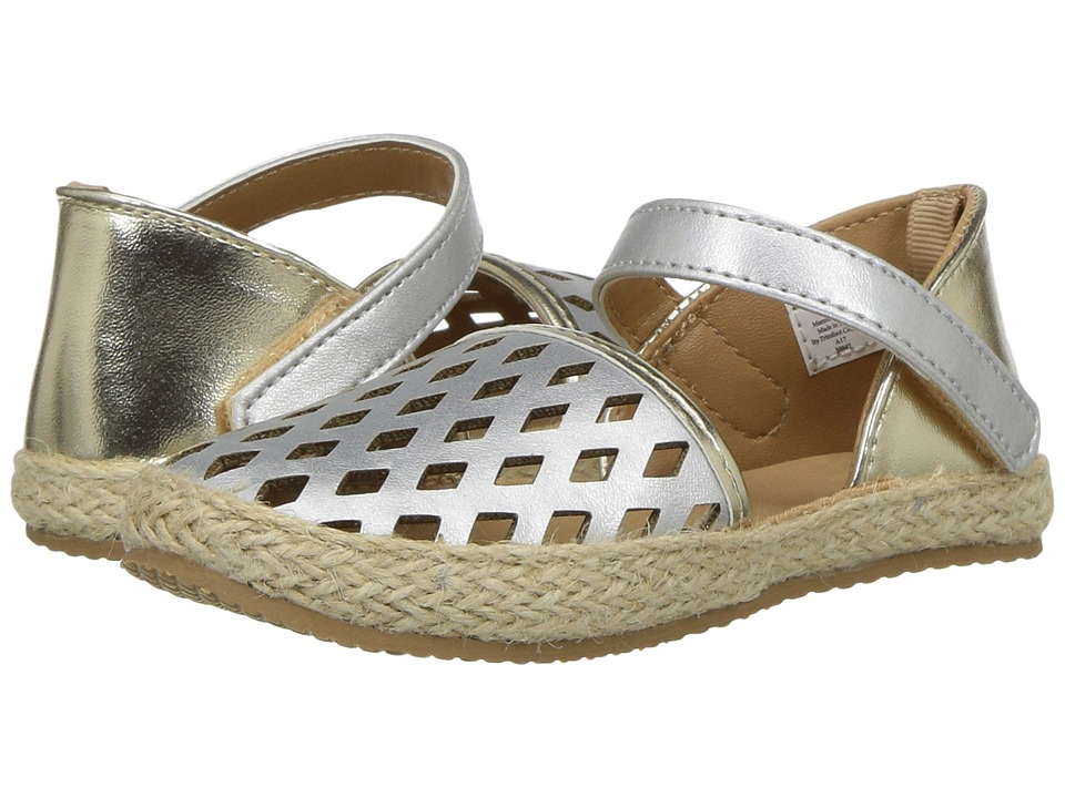 Baby Deer - Espadrille with Chop Outs