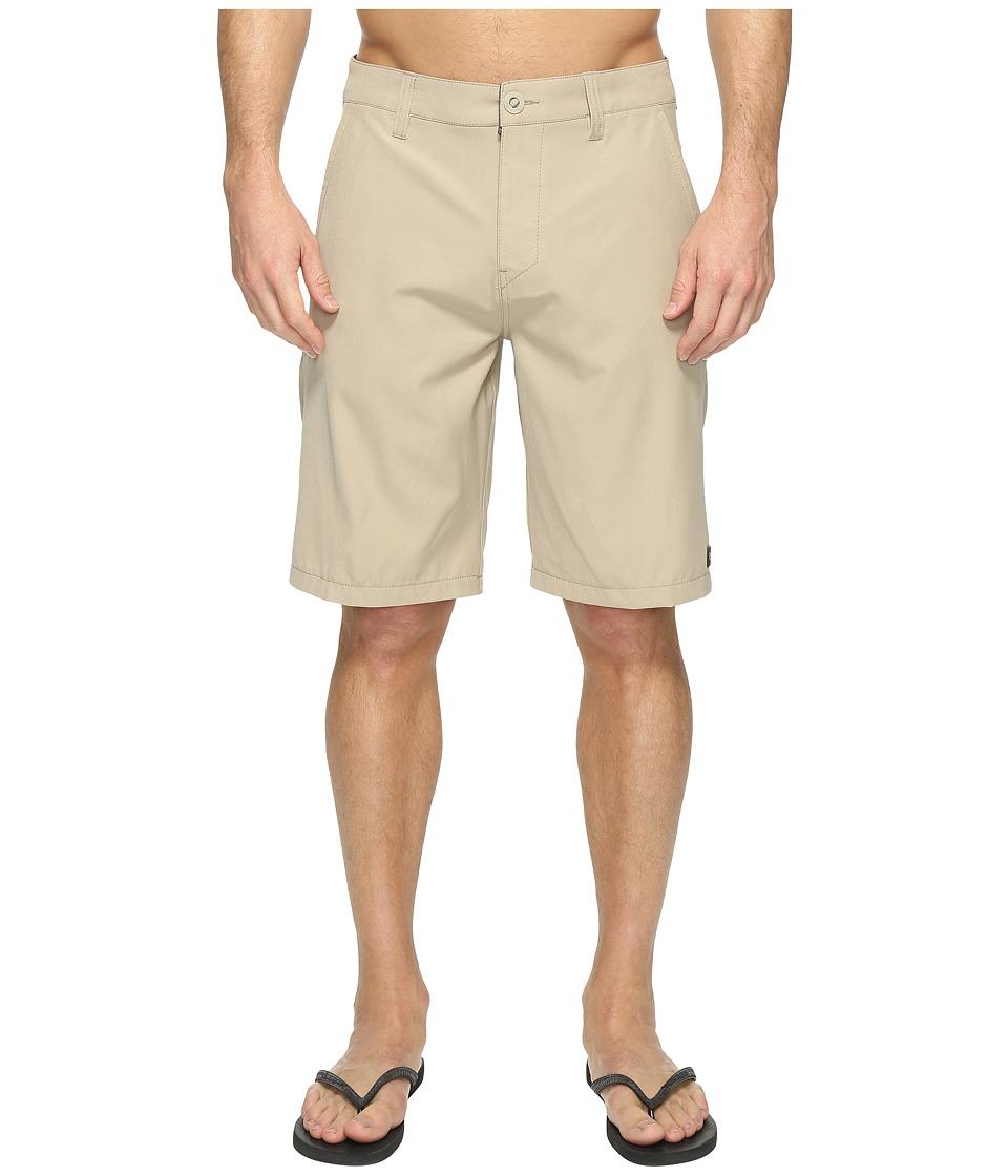Rip Curl Mirage Boardwalk Walkshorts (Khaki) Men
