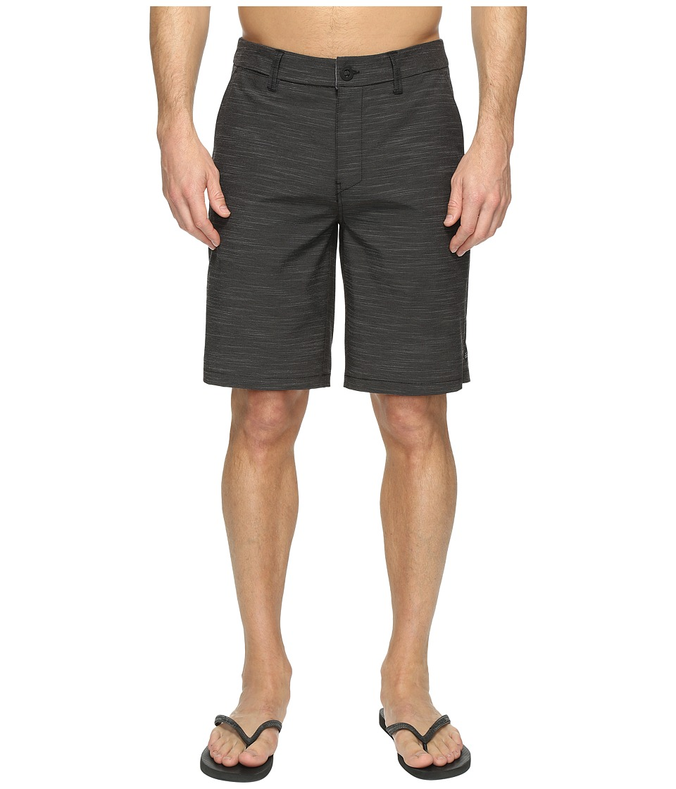 Rip Curl Mirage Jackson Boardwalk Walkshorts (Black) Men