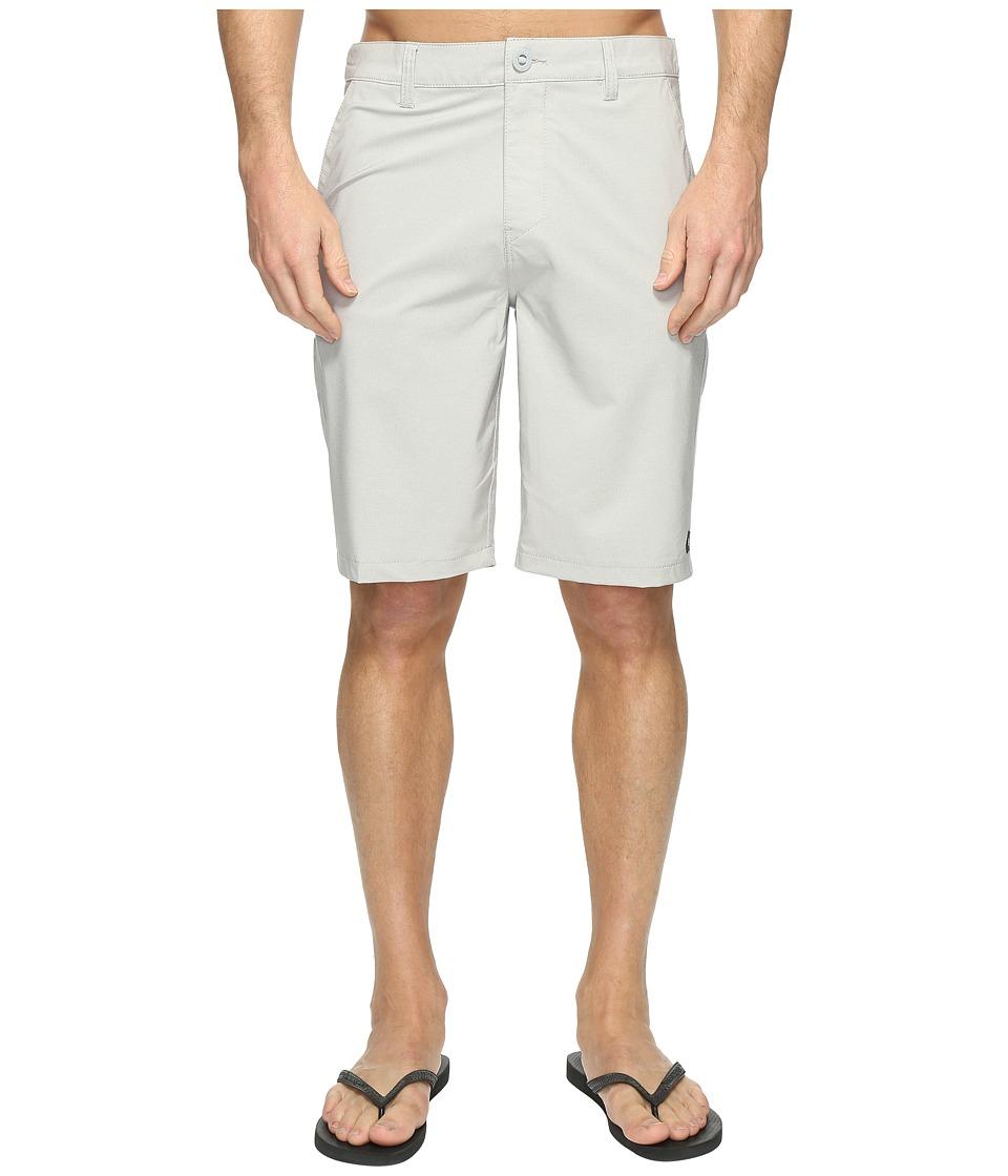 Rip Curl Mirage Phase Boardwalk Walkshorts (Grey) Men
