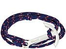 Miansai Modern Anchor on Rope Bracelet