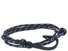 Miansai Navy Hook on Rope Bracelet