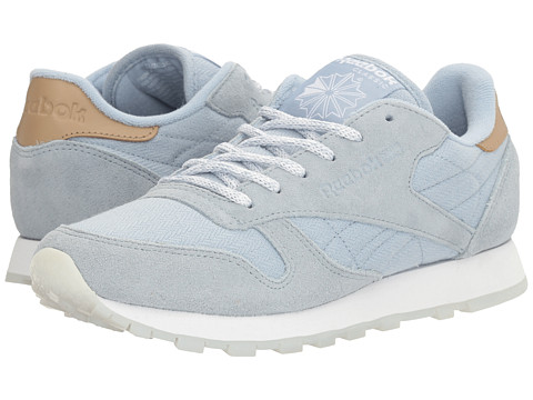 Reebok Lifestyle Classic Leather Sea-Worn - Gable Grey/White