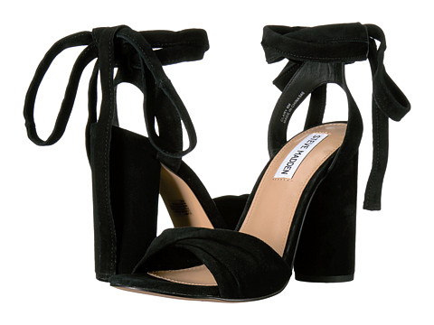 Steve Madden Clary - Black Suede