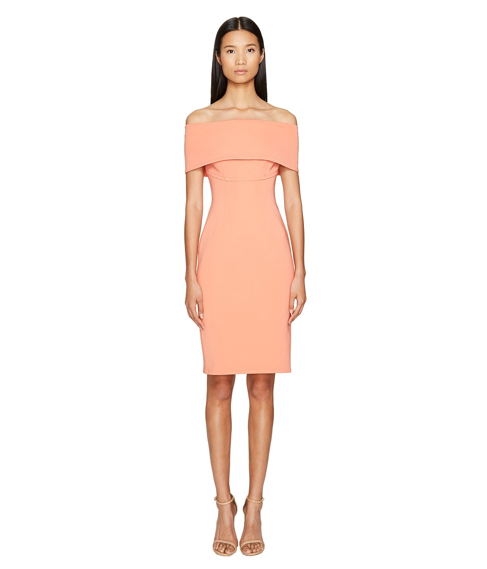 YIGAL AZROU  L - Off the Shoulder Ms Dress