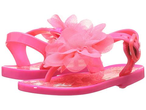 Baby Deer Jelly T-Strap Sandal (Infant/Toddler) - Fuchsia