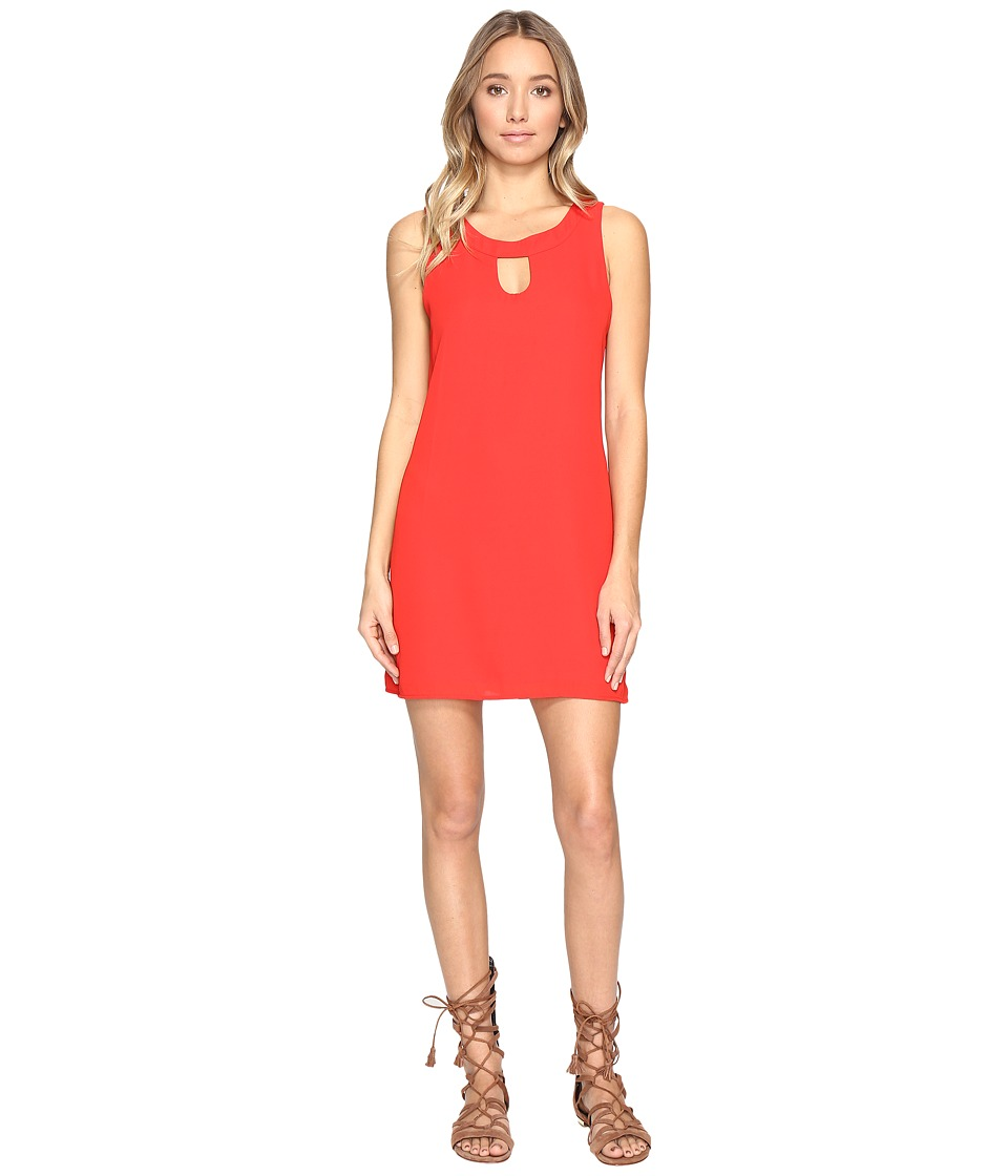 Lucy Love Eve Dress (Red Love) Women