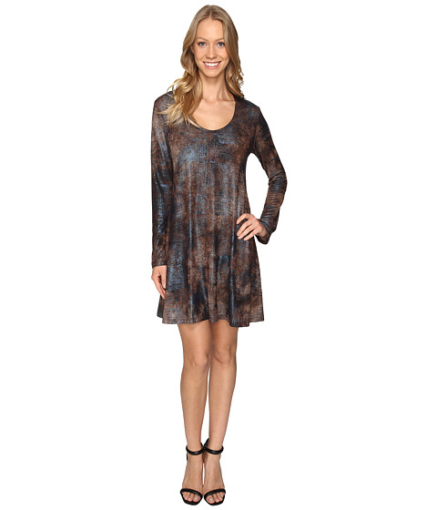 Karen Kane Textured Taylor Dress