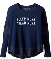 The Original Retro Brand Kids - Sleep More Dream More Thermal (Big Kids)