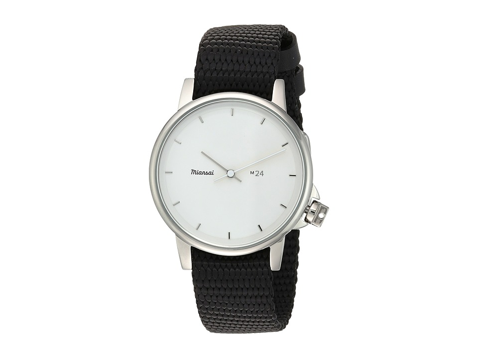 Miansai - M24 II On Nylon Strap (Black) Watches