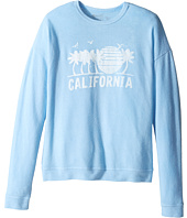The Original Retro Brand Kids - Super Soft Haaci California Pullover (Big Kids)