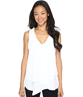 Karen Kane - Sleeveless Layered Blouse