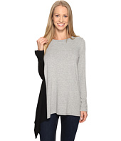 Karen Kane - Asymmetric Color Block Top
