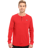 Under Armour - UA Waffle Long Sleeve Henley
