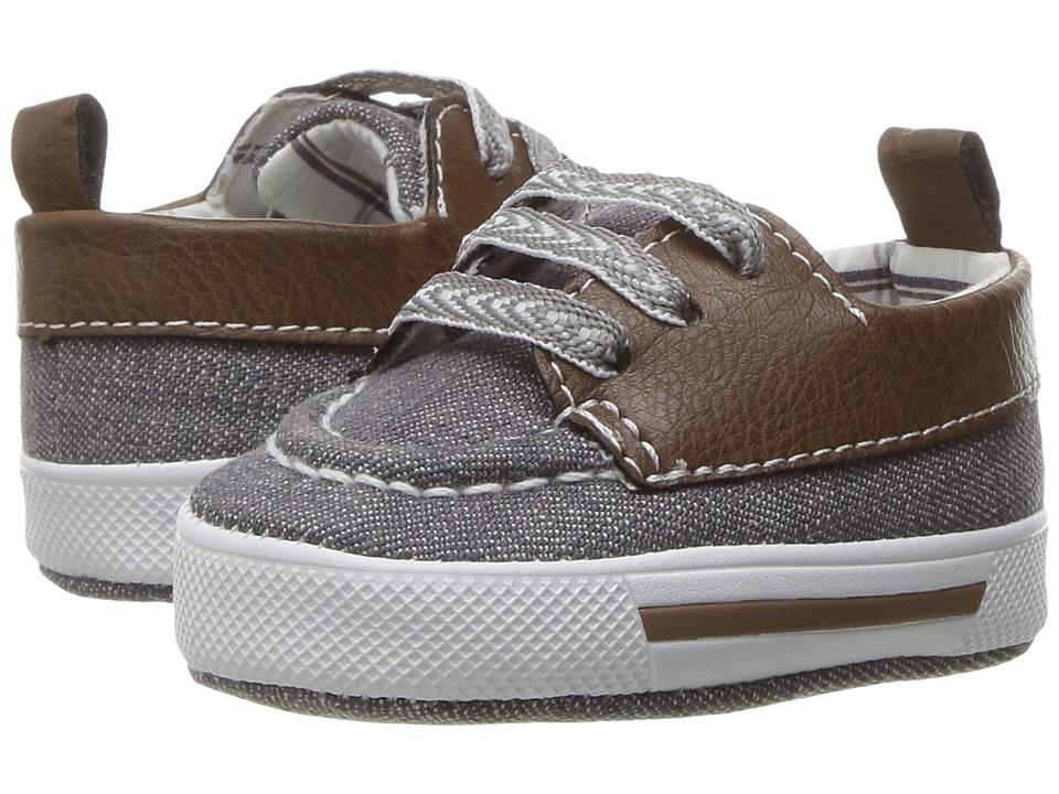 Baby Deer - Canvas Deck Shoe