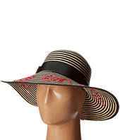 Kate Spade New York - La Vie En Rose Stripe Sun Hat