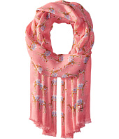 Kate Spade New York - Camel March Oblong Scarf