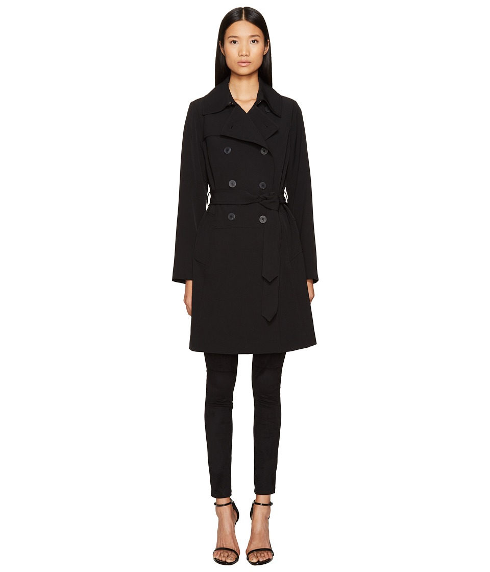 Diane von Furstenberg - Double Breasted Belted Trench Coat