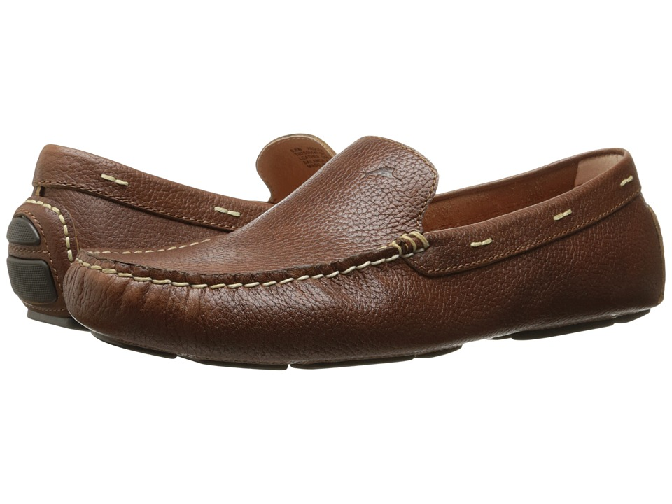 Tommy Bahama - Pagota (Dark Brown 2) Mens Slip on  Shoes