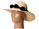 Kate Spade New York - Sun Hat w/ Poms