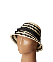 Kate Spade New York - Crochet Crushable Striped Cloche