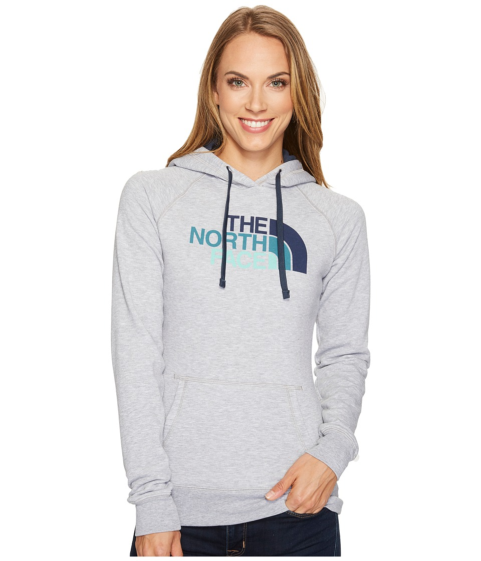 The North Face - Half Dome Hoodie (TNF Light Grey Heather...