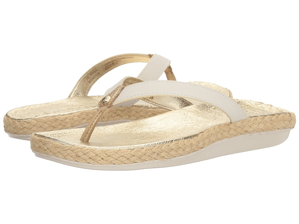 Tommy Bahama - Relaxology(r) Ionna (White 2) Womens Sandals