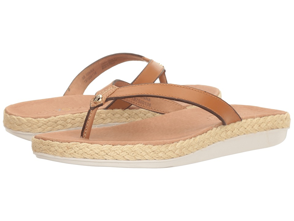 Tommy Bahama Relaxology(r) Ionna (Wood 2) Women's Sandals